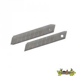 Ribitech - Lames cutter 9mm lot de 10