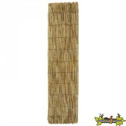 Ecran de paille (Chaume) en rouleau de 3m de longueur sur 75cm - Nature