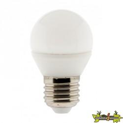 455231 AMPOULE LED SPHÉRIQUE 6W E27 2700K 500LM