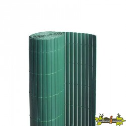 6050338 CANISSE DOUBLE FACE PVC 1900G/M2 VERT 1.2X3M