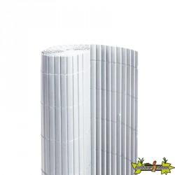 6050355 CANISSE DOUBLE FACE PVC 1900G/M2 BLANC 1X3M