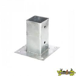Forest-Style - Support à visser galvanisé 70x70x150mm