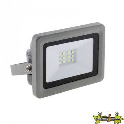 499911 PROJECTEUR 24 LED 10W GRIS