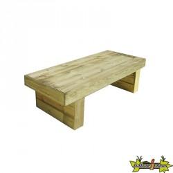 Bois de Pologne - Table basse 170x71xh50cm