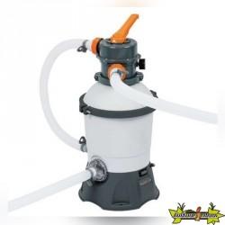 Bestway - Filtre à sable FLOWCLEAR - 2.006 m³/h - 85 W