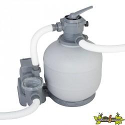 Bestway - Filtre à sable FLOWCLEAR - 7.571 m³/h - 280 W