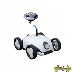ROBOT ELECTRIQUE NETTOYAGE PISCINE FALCON + AUTOMOME HJ1107 INCLINE