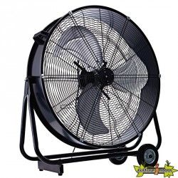 ADVANCED STAR STAND FAN 76CM 124W