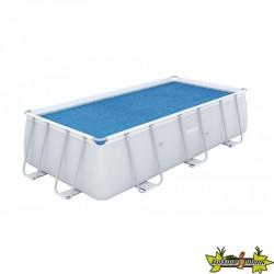 Bestway - Bâche solaire pour piscine Power 488 - 549 x 274 cm