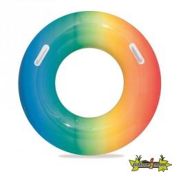 Bestway - Bouée Rainbow Swing ø 91 cm