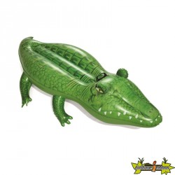 Bestway - Bouée Crocodile - 168 x 89 cm
