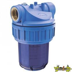 Ribiland - Filtre à eau 5'' avec cartouche lavable - 50 microns