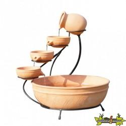 Ubbink - Fontaine de terrasse TERRACOTA - 60 cm