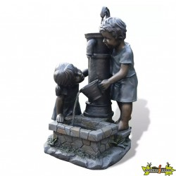Ubbink - Fontaine de jardin ATLANTA - 70 cm