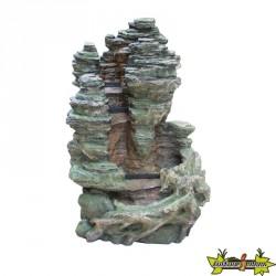 Fontaine cascade MIAMI Hauteur 157cm