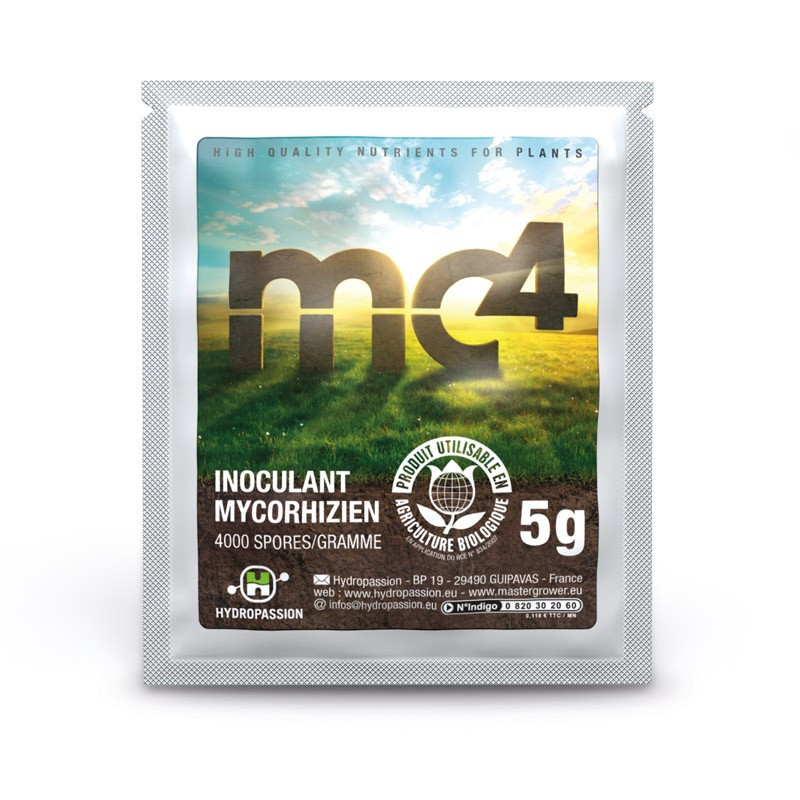 HYDROPASSION MC4 5g , spores mychorhizes