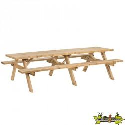 TABLE DE PIQUE-NIQUE SUPERIEURE