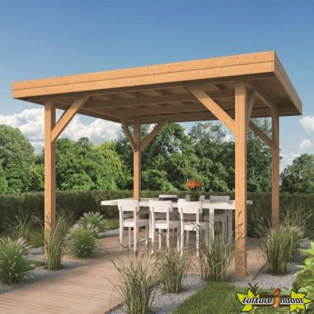 Tuindeco - Kiosque de jardin Kreta