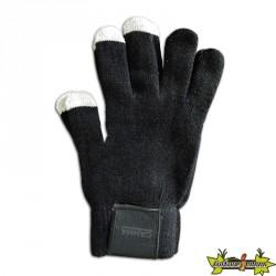 Canna - Gant en laine noir