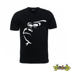 Canna - T-shirt gorille noir