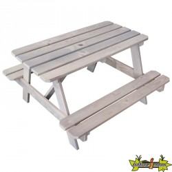 783568 TABLE PICNIC Taupe