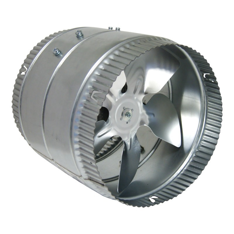 extracteur d'air métal Winflex VKOM 250mm 1070m3/h