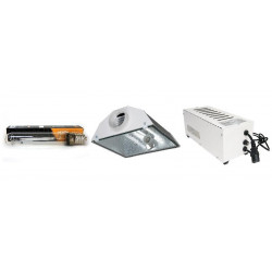 KIT Eclairage Magnetic 400W Superplant HPS - 5 - Ballast+Ampoule+Reflecteur
