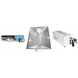 KIT Eclairage Magnetic 400W Superplant - 17 - Ballast+Ampoule+Reflecteur
