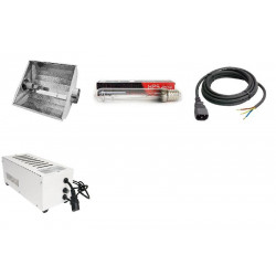 KIT Eclairage Magnetic 400W Superplant - 25 - Ballast+Ampoule+Reflecteur