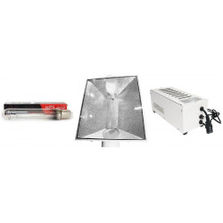 KIT Eclairage Magnetic 400W Superplant - 26 - Ballast+Ampoule+Reflecteur