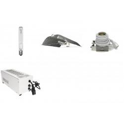 KIT Eclairage Magnetic 400W Superplant - 48 - Ballast+Ampoule+Reflecteur