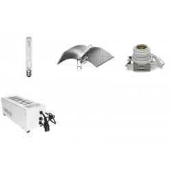 KIT Eclairage Magnetic 400W Superplant - 51 - Ballast+Ampoule+Reflecteur