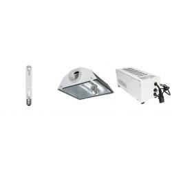 KIT Eclairage Magnetic 400W Superplant - 50 - Ballast+Ampoule+Reflecteur
