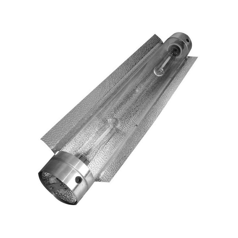 réflecteur DUAL COOL-TUBE 125MM 2 LAMPES , E40, pour lampe hps et mh