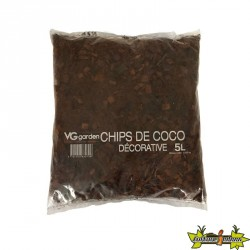 VG Garden - Chips de Coco décorative - 5L