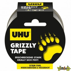 UHU - Ruban adhésif Grizzly - 10m