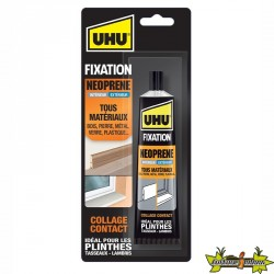 37680 UHU FIXATION NEOPRENE BEIGE TUBE 125G