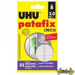 38150UHU PATAFIX DECO 32 PASTILLES