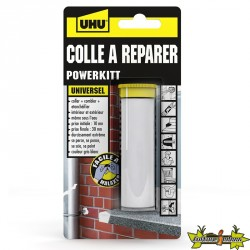 39865 UHU COLLE A REPARER TOUS MATERIAUX TUBE 60G