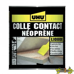 38475 UHU COLLE CONTACT LIQUIDE POT 215G