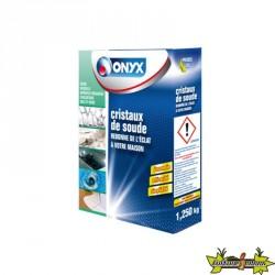 ONYX CRISTAUX DE SOUDE 1.25KG
