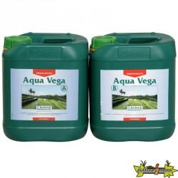 Canna aqua vega 2x10L , engrais de croissance , système hydroponique