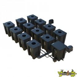 RDWC SYSTEM 3 ROWS ORIGINAL 12+1 WITH TUBOFLEX DIFFUSER