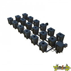 RDWC SYSTEM 3 ROWS LARGE 18+1