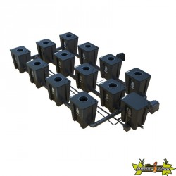 RDWC SYSTEM 3 ROWS LARGE 12+1