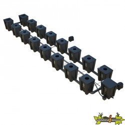 RDWC SYSTEM 2 ROWS LARGE 16+1 WITH TUBOFLEX DIFFUSER