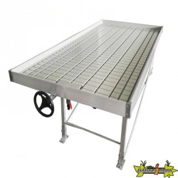 Platinium Hydroponics - Table de culture - Rolling Bench - 1.22 x 2.44 m
