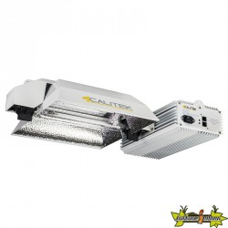 KIT CALITEK PRO DOUBLE ENDED CMH 630 W FLORAISON 3100K E-Link + dimmer Super Par 15%