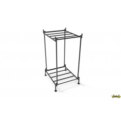 MODULAR VERTICAL RACK 2 MODULAR KIT 120 X 120