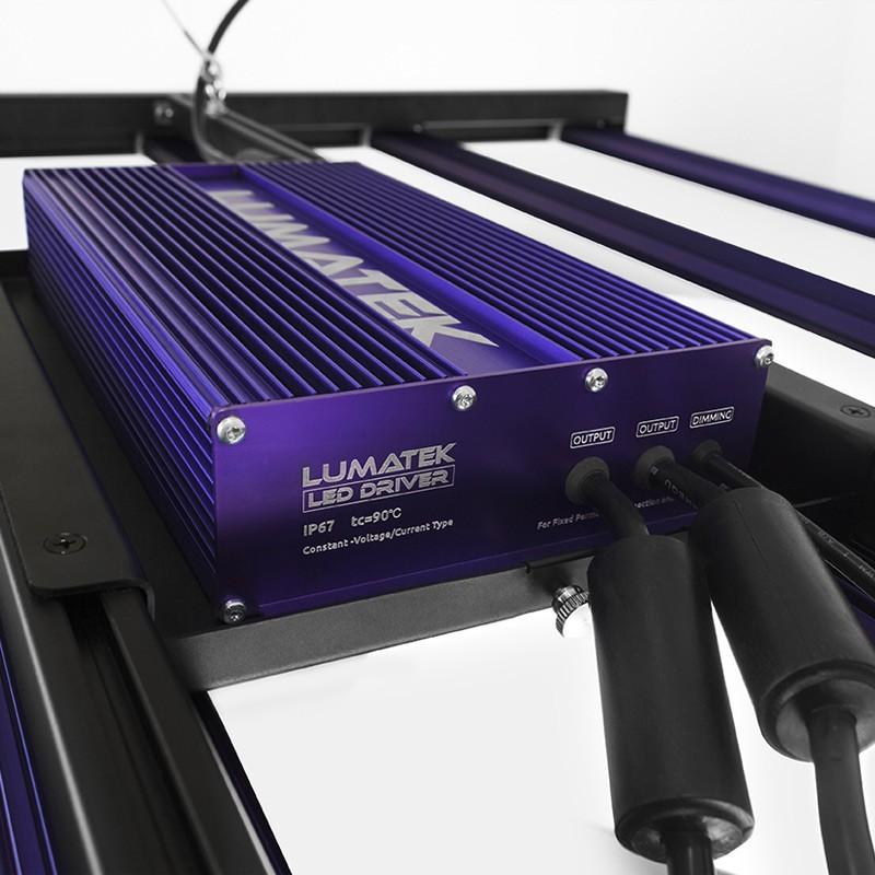 LUMATEK ZEUS 600W PRO LED 2.7 OSRAM ET LEDSTAR